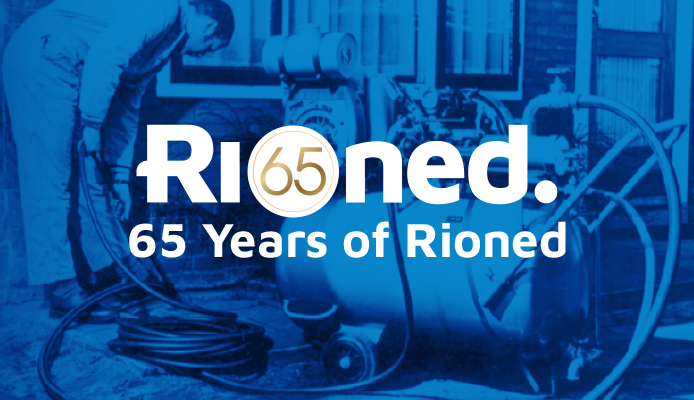 Today we celebrate 65 years of Rioned