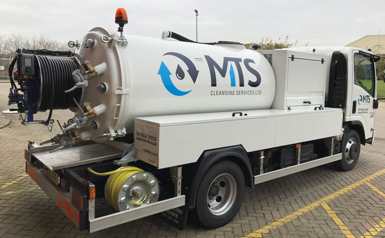 Compact Units Improve Versatility of the MTS Fleet