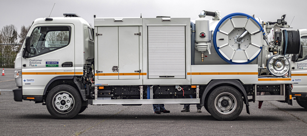 Sapphire Utility Solutions Gear Up for Severn Trent WINS Contract