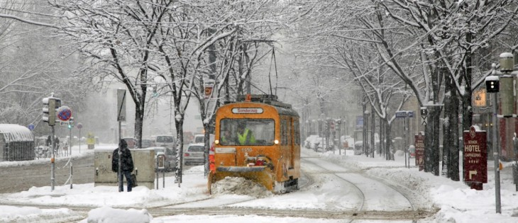 Winter in Vienna