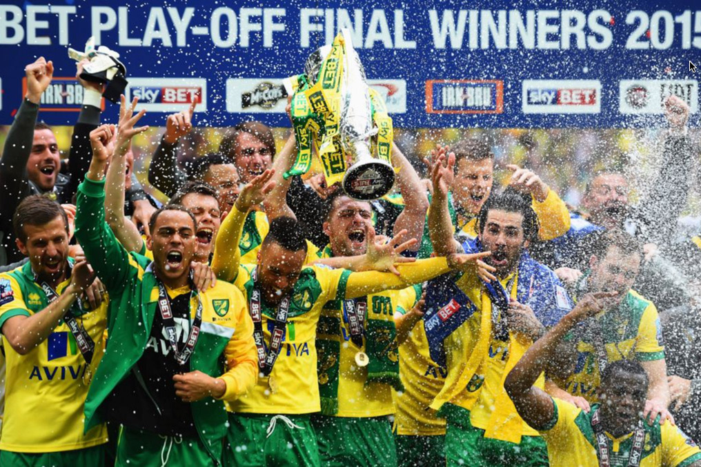 Picture: Norwich City Canaries via Mirror.co.uk