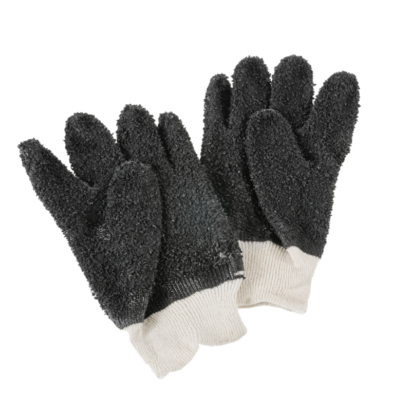 pair of working gloves anti slip