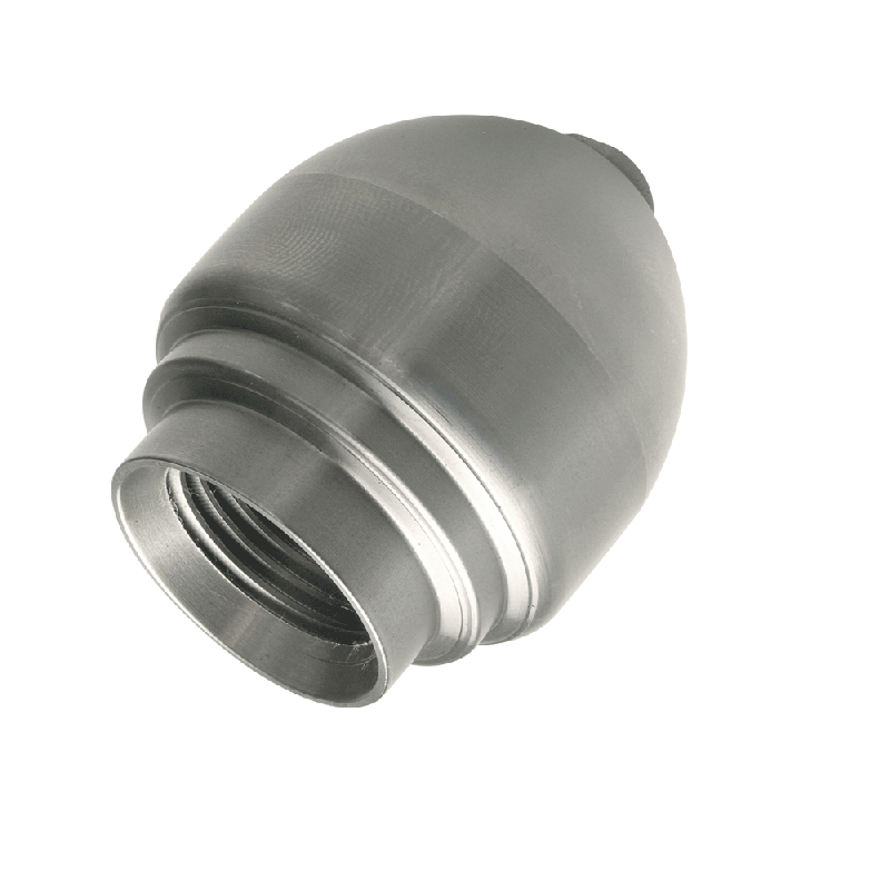 High yield jetting nozzle