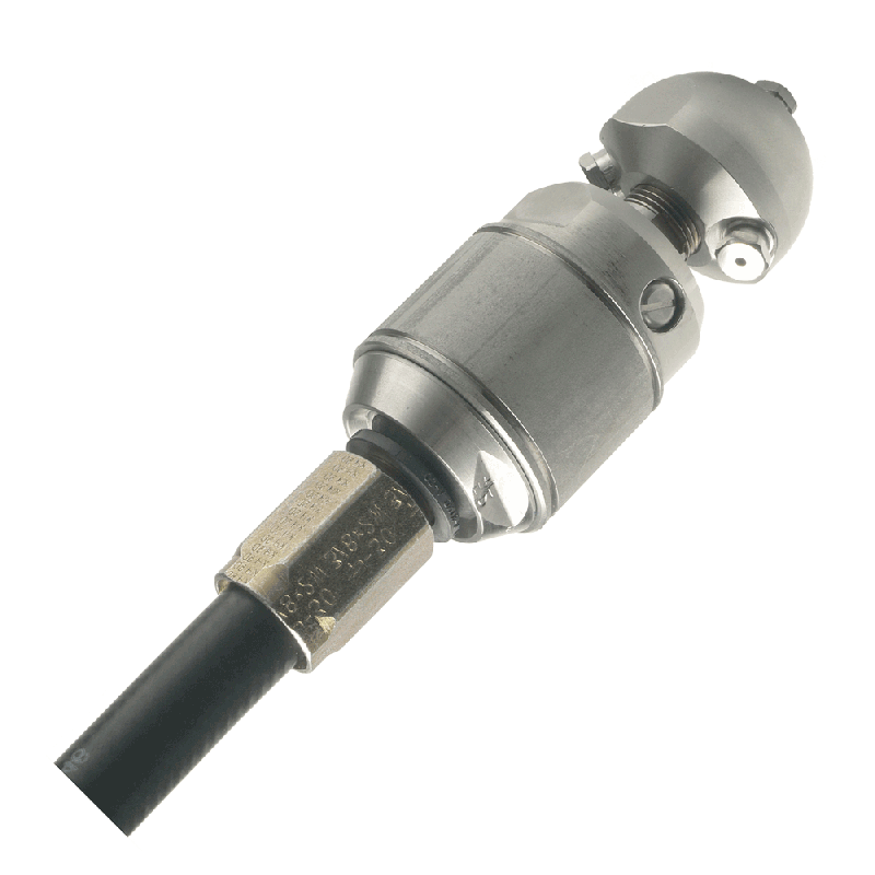 "Warthog small 1/2""  (25-50 lpm) with cleaning head"