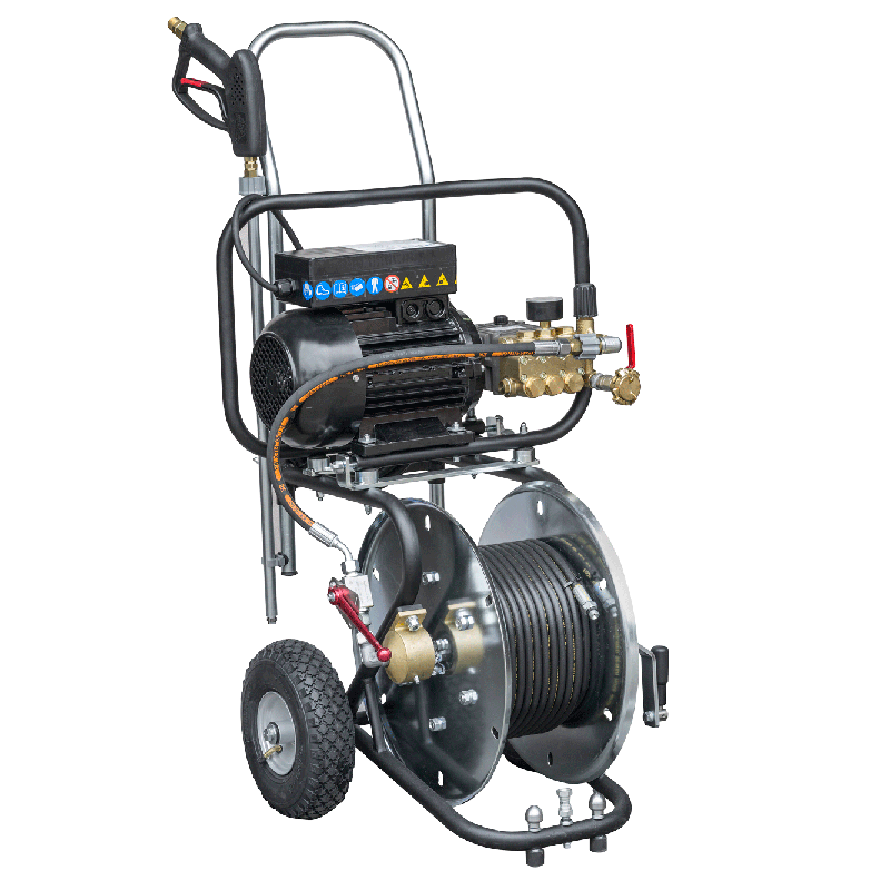 MiniJet High-Pressure Portable Jetter
