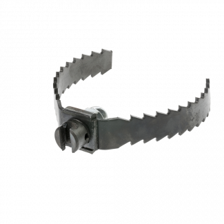 cutting knife head 125 mm for 22 mm spring with universal coupling