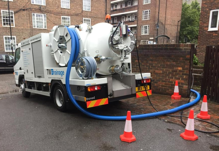 Emissions Compliance a Key Consideration for TW Drainage