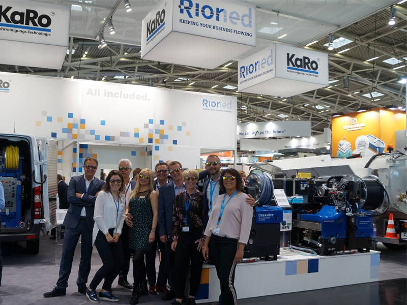 The team at IFAT