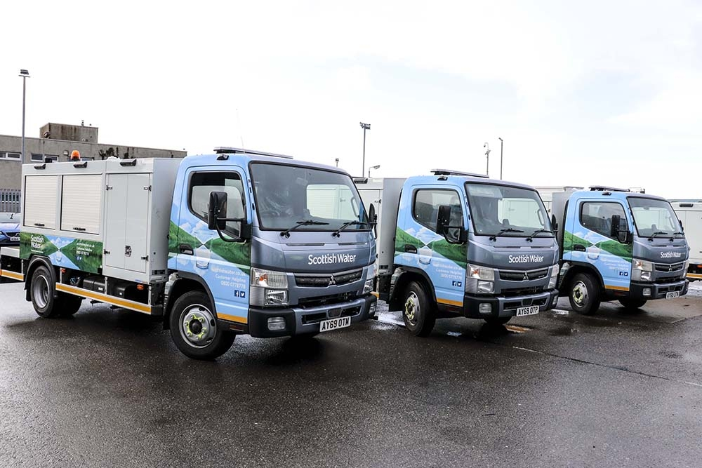 Three units will serve remote areas of the Highlands with the other based in Orkney.